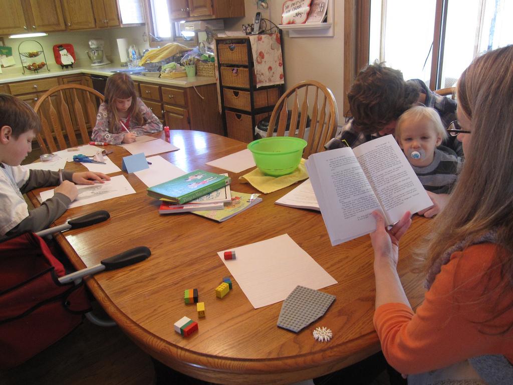 2014-11-09 Homeschooling