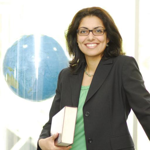 Nadjma Yassari