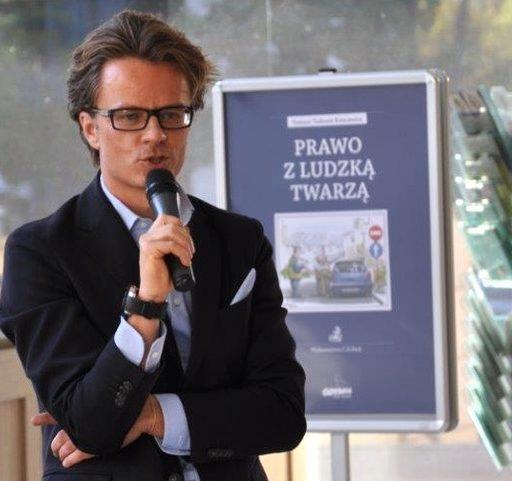 Tomasz Tadeusz Koncewicz