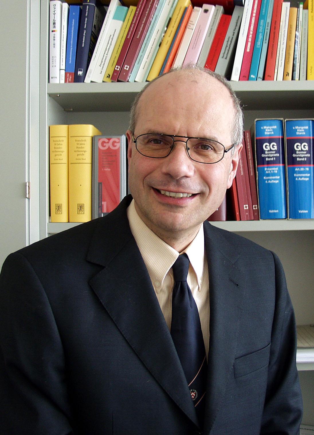 Christoph Gusy