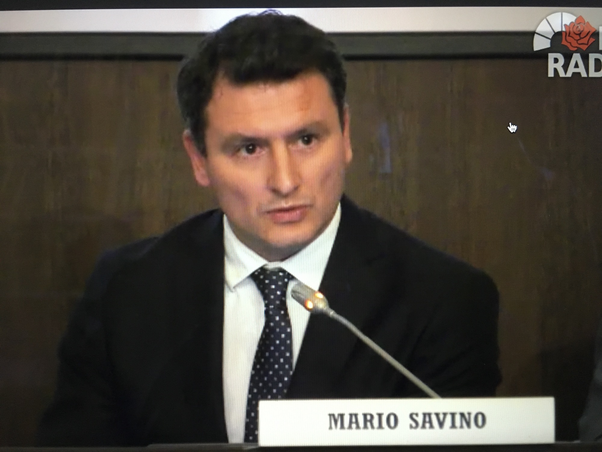 Mario Savino