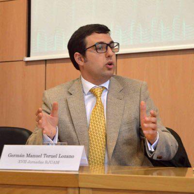 Germán M. Teruel Lozano