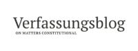 Verfassungsblog | On Matters Constitutional